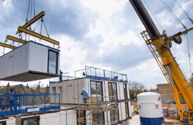 Government picks firms to lead £500m modular crusade