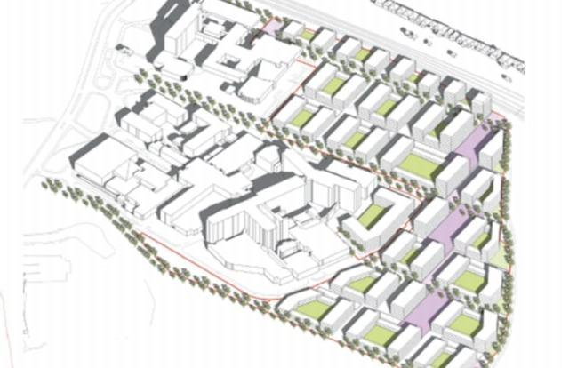 Plan for 1,300-home led scheme near Harrow