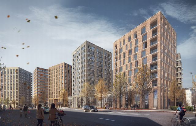 Legal & General launches £500m build-to-rent scheme