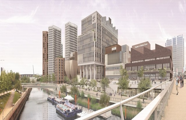 £1bn Stratford East Bank scheme clears final planning