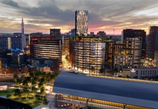 Hammerson unveils new Birmingham city quarter plan