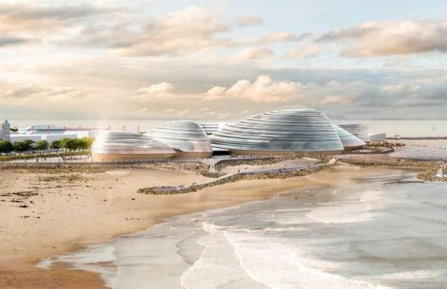 Plan to start £85m Eden Project North in 2020