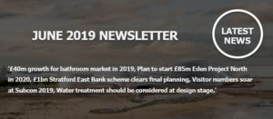 June 2019 Newsletter Main Image