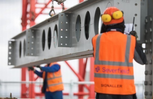 Severfield warns steelwork tender margins tightening