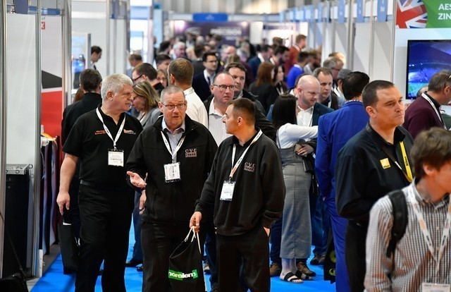 Visitor numbers soar at Subcon 2019