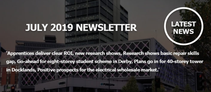 July 2019 Newsletter Main Image