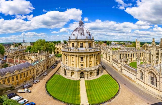 Six firms win £1.5bn Oxford Uni framework