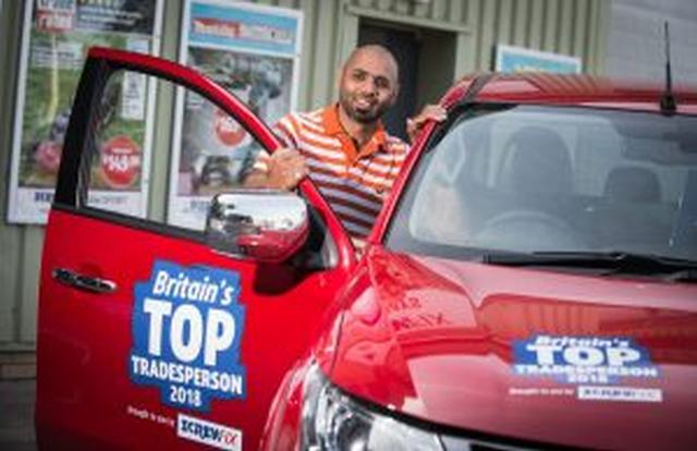 Could an electrician be Britain's top tradesperson 2019