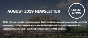August 2019 Newsletter Main Image