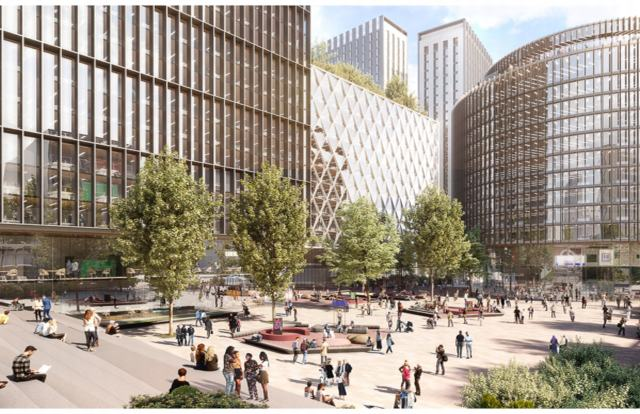 Hunt starts for £1.5bn ID Manchester district developer
