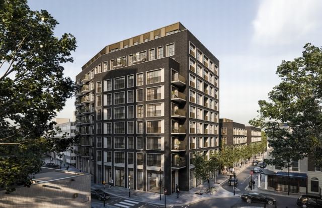 McLaren confirms £190m luxury London resi deal
