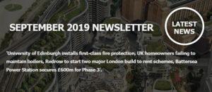 September 2019 Newsletter Main Image