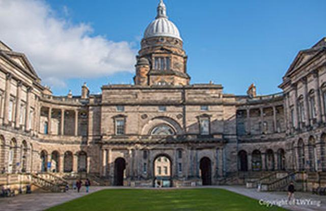 University of Edinburgh Installs First-Class Fire Protection