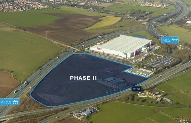 Caddick to build £50m Wakefield industrial park