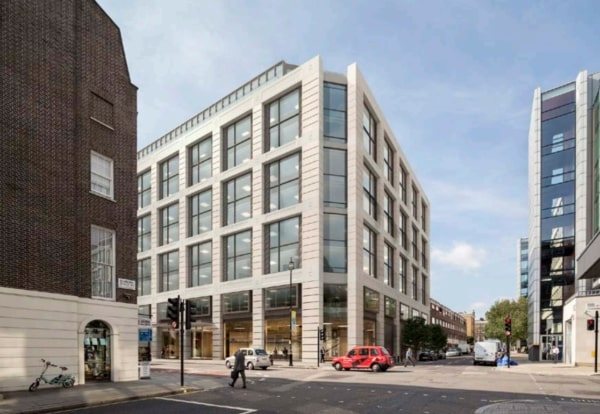 Derwent starts design work on next big London project