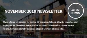 November 2019 Newsletter Main Image