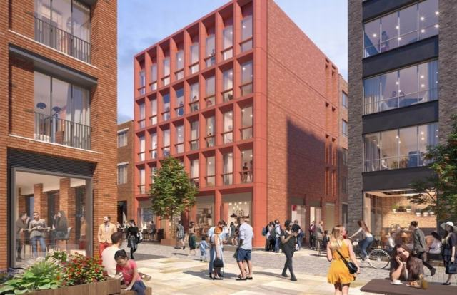 Green light for £125m Birmingham St Paul's quarter scheme