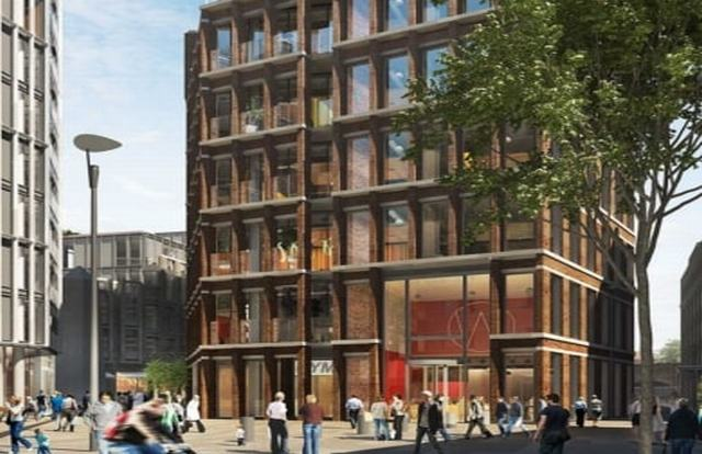 Go-ahead for £500m Thames riverside fire station scheme
