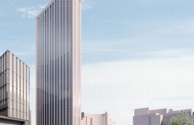 Green light for Birmingham's tallest resi tower
