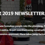 December 2019 Newsletter Main Image