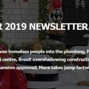 December 2019 Newsletter Main Image