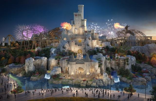 London Resort reveals next generation theme park designs