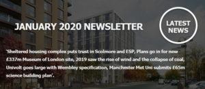 January 2020 Newsletter Main Image