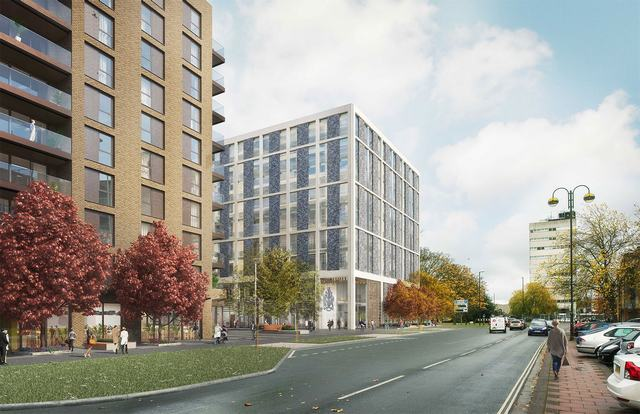 Kier set to build Crawley new town hall