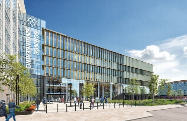 Manchester Met Uni submits £65m science building plan
