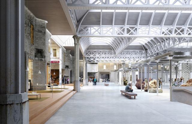 Plans go in for new £337m Museum of London site