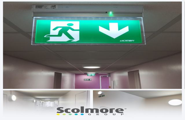 Sheltered housing complex puts trust in Scolmore and ESP