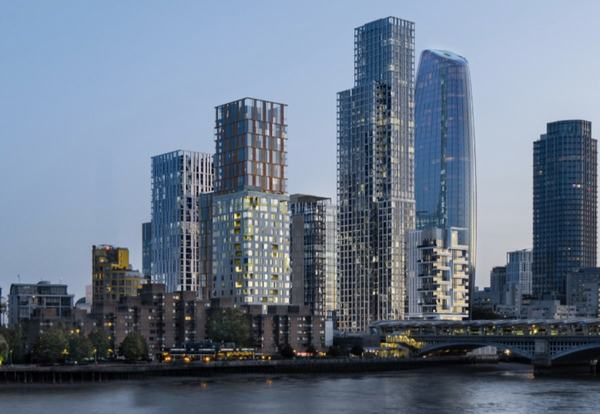 £1bn London Bankside Yards phase 2 approved