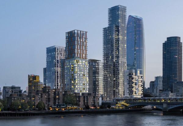 £1bn London Bankside Yards phase 2 approved