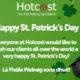Happy St.Patrick's Day 2020